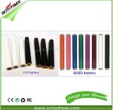 Hot-Selling Ocitytimes 808d Battery for Disposable Battery E-Cig