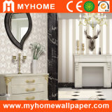 Home Decoration 3D Wallcovering with Modern Design