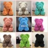 "Best Selling Christmas Gift Medium Size 16""/40cm Teddy Rose Bear"
