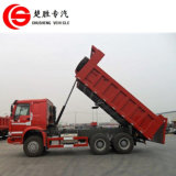 Low Price 6X4 25tons Tipper Truck Used HOWO Dump Truck for Africa
