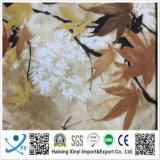 100% Polyester Microfiber Pigment Print Fabric for Home Textile, Bed Sheet with Competitive Price and