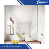 5mm Design Decorative Aluminum Mirror with Safety Film for Furniture/Bathroom