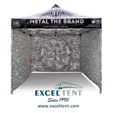 10X10FT Aluminum Display Tent with Full Side Wall