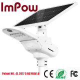 Integrated Solar LED Street Lights for Government Project & Road Lighting