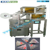 Keno-Tb300 Automatic Triangle Snack Tea Bag Packing Machine