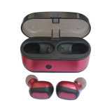 Cheap Waterproof in-Ear Bluetooth Earphones with True Wireless Earbuds 5.0