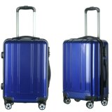 China OEM Factory Wholesale ABS+PC Hardshell Trolley Travel Luggage