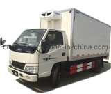 China New Jmc 3t 4t Cold Storage Truck Refrigerated Truck Body