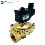 2 Way Normal Closed Direct Acting Brass Solenoid Valve