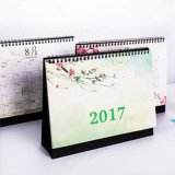 Full Color Printing Customized Fashion Design Desk Calendar Printing