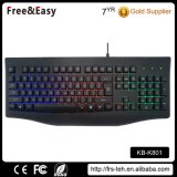 New Design Professional Waterproof Wired Game Keyboard