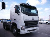 Sinotruk A7 Big HP Tractor Head with Luxury Cab