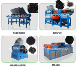 High Quality Whole Tire Recycling System for Wire-Free Rubber Mulch