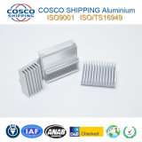 Aluminium/Aluminum Machined Heatsink (with ISO9001: 2008 Certificated & clear anodize)