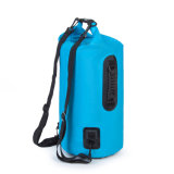 500d PVC Waterproof Dry Bag Backpack with Side Handle