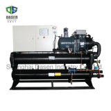 High Efficiency Water Cooled Industrial Chiller for Milk Processing