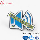 High Quality Badge Label Custom WiFi Metal 3D Badge Lapel Pin