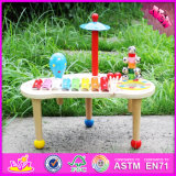 2016 Wholesale Kid Wooden Educational Toys, Musical Baby Wooden Educational Toys, Funny Children Wooden Educational Toys W07A102
