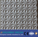Home Interior 3D MDF Decorative Wall Panel