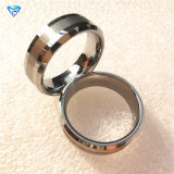 High Grade Fashion Jewelry Hard Alloy Tungsten Carbide Ring Men