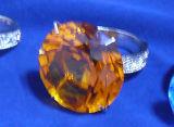Crystal Hotel Supplies---Crystal Glass Napkin Ring Holder (JD-CJH-003)