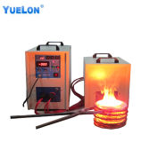 IGBT 100% Duty Portable Induction Small Aluminum Melting Furnace