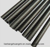 High Glossy Quality of 3k Carbon Fiber Tube
