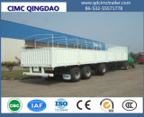 Cimc 3 Axles 2+1 Cargo Semi Truck Trailer Chassis