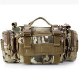Outdoor Leisure Fashion Camouflage Military Backpack (SYSG-272)