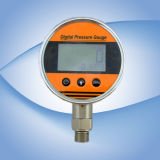 Media Isolated Digital Pressure Gauge for Corrosive Medium (QZP-Z2A)