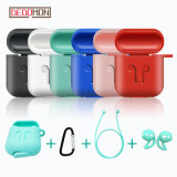 for Airpods Case Protective Silicone Cover Case Shockproof Earpods Case for Apple Headphone for Airpod Case Charger