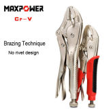Curved Jaw Locking Pliers
