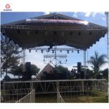 Heavy Duty Outdoor Aluminum Assemble Stage Concert Stage Event Stage