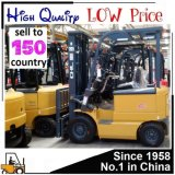 Mini Electrical Forklift Price of Forklift with Load 1.5/2/3/5 Tonnes