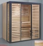New Design Spruce Wood Portable Sauna Room (AT-8887)