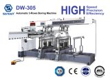 Automatic 3-Rows Boring and Drilling Machine for Woodworking