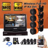 Wholesale Network Video Recorders 4/8 Channel CCTV IP Camera NVR Kit WiFi Wireless Camera