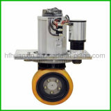 Drive Assembly with PU Tires for Forklift Industry 230mm 16n. M Driving Unit Assembly 1.5kw AC Motor 3200r/Min for Lifting Machine Electric Pallet Truck Wheel