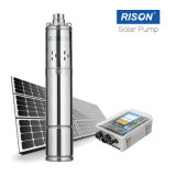 4 Inches Helical Rotor Solar Powered Pump with Max 360 Feet Lift