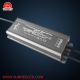 60Hz IP67 Waterproof LED Driver 150W 6.5A with Single Output 24V