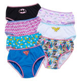 Justice League Girls Comfortable Underwear Women Underpants Panty