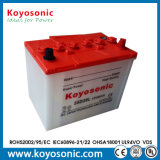N50z Battery Car Battery 60 Ah AGM 55D26L Battery