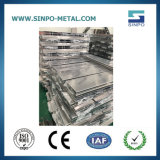 Anodized Aluminum Frame Components