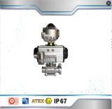 Stainless Steel Hot Sale Pneumatic Actuator