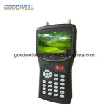"Portable 4.3"" DVB-S Digital Satellite Finder"