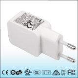 5V/1A USB Charger with Ce and RoHS Reach EU Plug