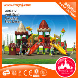 Guangzhou Preschool Outdoor Toys Playground Slide