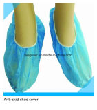 Disposable Non Woven Anti-Skid Shoe Cover for Food Processing Factory and Plant