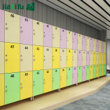Jialifu Yellow Display Wall Mounted Cabinets