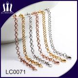 Fashion Accessory Round Jewelry Chain Necklace